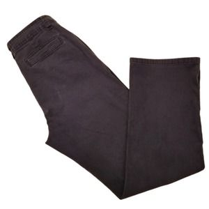 Gloria Vanderbilt High Rise Straight Leg Pants 12